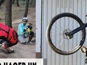 Cómo hacer manual Mountain Bike