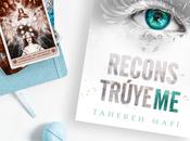 Reseña: Reconstrúyeme Tahereh Mafi