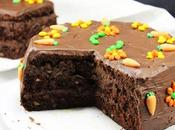Carrot cake chocolate Thermomix