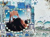 "Tutorial Scrapbooking: Layout ""Felicidad"""