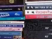IMM#12 mayo julio momento junté tantos libros?