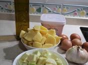 Tortilla Calabacín Olla