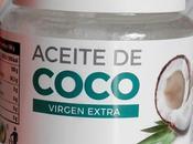 Aceite Coco Mercadona opinión experiencia