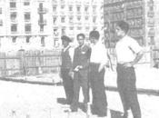 1930:Jesús Sánchez 'Zurdo Mazcuerras', jugando bolos Madrid
