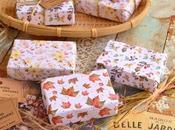 Detalles para cumpleaños otoño; jabones artesanales.