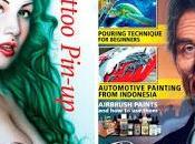 José parada step airbrush magazine