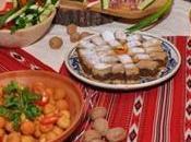 VERANO 2019. viaje Dacia Transilvania tras huellas Trajano comidas típicas Rumanía, preparación paella propiamente, arroz mariscos) valenciana