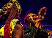 Soulville fiesta música negra llenó color