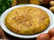 Receta tortilla patatas morcilla calabaza