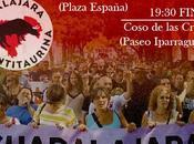 manifestación antitaurina Guadalajara
