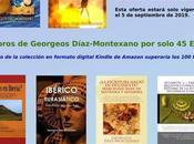 ¡Colección libros Georgeos Díaz-Montexano solo Euros!