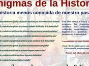 ENIGMAS HISTORIA. historia menos conocida nuestro pasado, Georgeos Díaz-Montexano, SAIS, 2019.