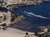 Santa María Mar: primera playa