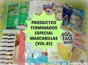 Productos Terminados Especial Mascarillas (Vol.61)