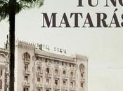 """matarás"""" Julia Navarro: cuando historia marca devenir unas vidas"""