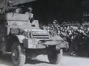 """republicanos españoles Nueve"""", exiliados Francia, derrotaron fascismo."""