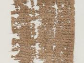 Carta auténtica soldado romano