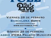Jethro Tull repasará repertorio clásico Barcelona Madrid febrero 2020