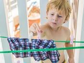 Higiene infantil: limpieza ropa juguetes bebés niños