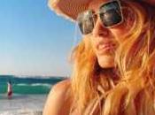 Lali Espósito revolucionó Israel: hermosas fotos playa