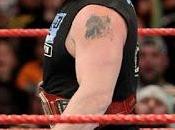 Ninguno sabía Brock Lesnar estaba SmackDown live