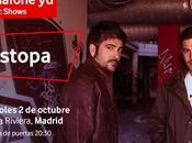 Concierto gratis Estopa para clientes Vodafone Riviera madrileña