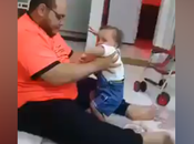 Grave denuncia maltrato bebé propio padre remece redes sociales