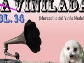 Vinilada Vol.14 Mercadillo Vinilo Medellín