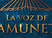 """Reseña Amunet"""" Victoria Álvarez"""