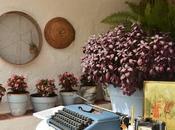 Cómo decorar máquinas escribir renovación tres