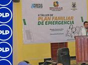 Cañete: REALIZÓ TALLER EMERGENCIA PARA PCD…