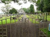 Escocia Cine: iglesia Tibbermore Cranesmuir Outlander)