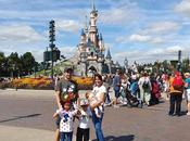 Viajar Disneyland París niños: guía completa