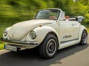 eBeetle: Volkswagen lanza mercado versión eléctric...
