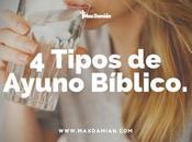 Tipos ayuno Bíblico