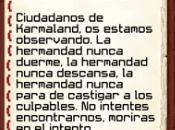 Karmaland Hermandad Secreta