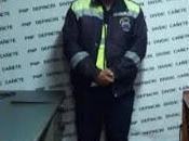 Cayo primero??? POLICÍA DETIENE INSPECTOR TRANSPORTE MPC...