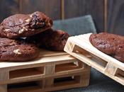 Cookies doble chocolate oreos