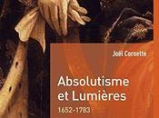 lire ligne Absolutisme Lumières 1652-1783 Livre Français