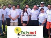 TelyNET sales, móvil para solución global vendedores propios venta terciaria-distribuidores