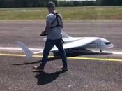 Link&Fly Akka Technologies completa éxito primer vuelo dron escala