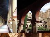 Lienzos milagros claustro mudéjar Real Monasterio Santa María Guadalupe: álbum fotográfico