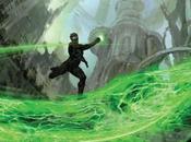 Concepto Arte Linterna Verde