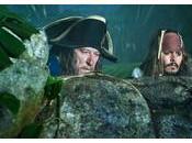 Frases 'Piratas Caribe: Navegando aguas misteriosas'