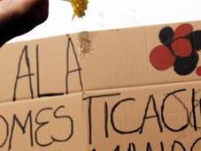 Valladolid echa calle protesta sucesos Barcelona