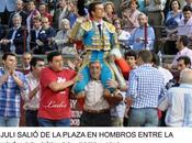 Feria Córdoba abono: Juli pedona