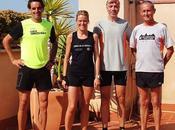 Training Week Tercera semana entreno Isostar Desert Marathon Quedada Domingo mayo Subida l'Àliga