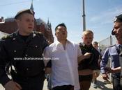 Moscú reprime Orgullo nuevas detenciones