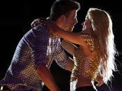 Shakira concierto Piqué sobre escenario
