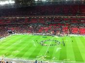 Reflexiones desde cima Wembley